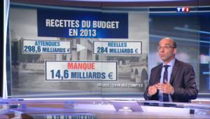 Le 20 heures du 28 mai 2014 : O� sont pass�es 14 milliards qui manquent dans les caisses de l'Etat ? - 557.6588550720215