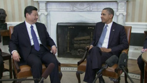 Xi Jinping et Barack Obama, le 14/2/12
