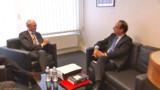 Avant même son investiture, Hollande parle Europe avec Van Rompuy
