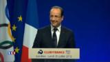 Hollande aux Jeux Paralympiques de Londres