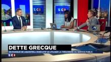 """Dette grecque : """"Si la Grèce sort de la zone euro, vous êtes quasiment certains d'avoir une implosion"""""""