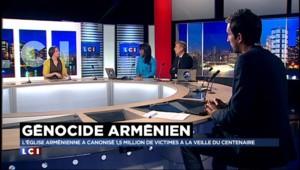 """Génocide arménien : """"Ceux qui s'affrontent sur les réseaux sociaux, ce sont les radicaux"""""""