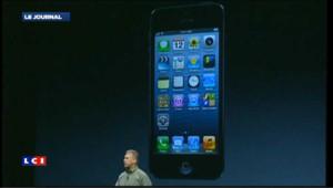 L'I Phone 5 dévoilé
