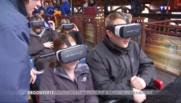 Réalité virtuelle : vous ne verrez plus les parcs d'attraction de la même manière