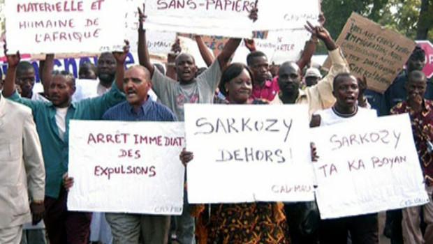 TF1/LCI Sarkozy Mali immigration choisie Afrique