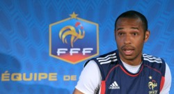 Thierry Henry en 2010.