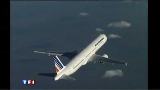 Un avion disparaît entre Rio et Paris air france