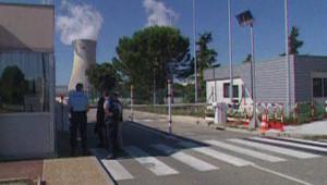 centrale du Tricastin nucléaire
