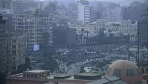 egypte manifestation 1/2/11
