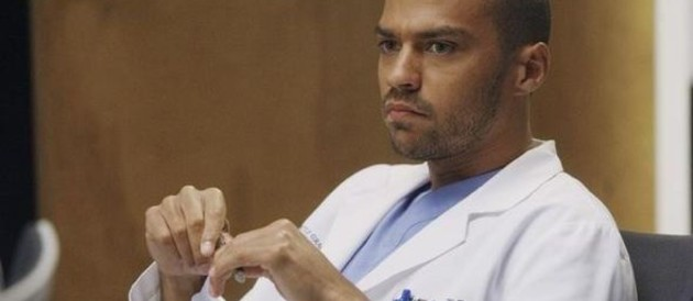 Grey&#039;s Anatomy - Saison 8 Episode 4. Srie cre par Shonda Rhimes en 2005. Avec : Ellen Pompeo, Patrick Dempsey, Sandra Oh et Justin Chambers
