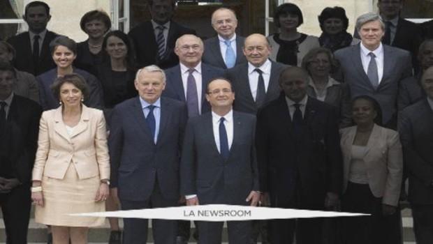 Hollande Gouvernement Capture