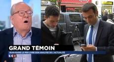 """Jean-Marie le Pen : """"Le FN veut me faire taire parce qu'il a quelque chose à cacher"""""""