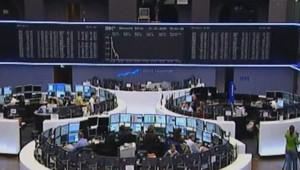 Salle de marchés boursiers