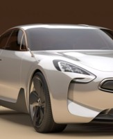 Kia GT Concept 2011