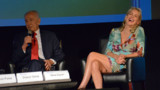 Sharon Stone à l'anniversaire de Shimon Peres