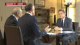 Nicolas Sarkozy sur TF1 : le résumé-vidéo de son interview