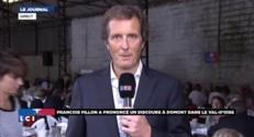 """Chartier : Fillon a """"une détermination absolue"""" à être candidat à la primaire UMP"""