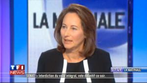 """Martine et Ségolène, tout se passe bien et """"c'est nouveau"""""""
