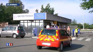 """Météo France : le forcené """"a des propos incohérents"""""""