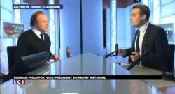 """Philippot présage """"une guerre des chefs terrifiante à l'UMP pendant deux ans et demi"""""""