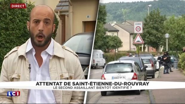Prêtre égorgé à Saint-Étienne-du-Rouvray : ce que l'on sait sur les deux assaillants