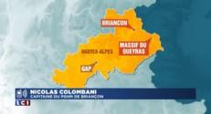 Six skieurs disparus dans les Hautes-Alpes