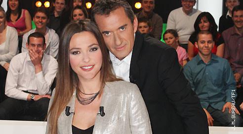 le samedi 23 avril 2011 20h45 tf1 proposera un nouveau numro de son divertissement les 100 plus grands anim par christophe dechavanne et sandrine - Dechavanne Mariage