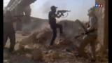 """Syrie : l'armée lance la contre-offensive et le """"nettoyage"""" de Damas"""