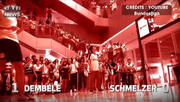Après avoir conquis Dortmund, Ousmane Dembélé régale le public chinois
