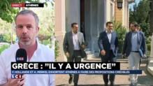 """Crise grecque : """"Les négociateurs se rendent à Bruxelles le couteau sous la gorge"""""""