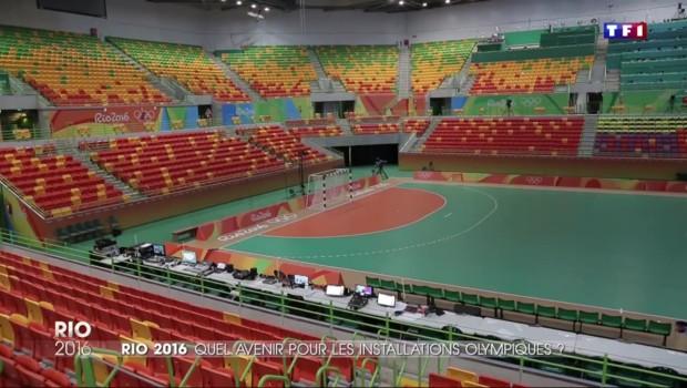 Jeux de Rio : les stades démontés pour se transformer en écoles