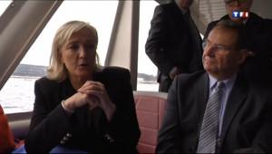Le 20 heures du 28 mai 2013 : Marine Le Pen pr�re d� les �ctions de 2014 - 1048.704143737793
