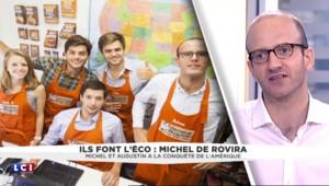 Michel et Augustin : comment la petite entreprise française est partie à la conquête de l'Amérique ?