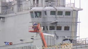 Navires Mistral : accord entre Paris et Moscou sur un remboursement