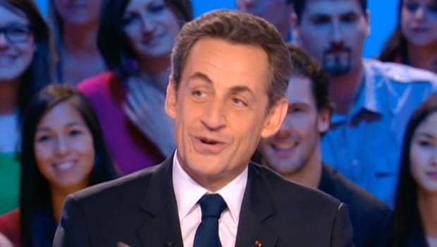 Sarkozy canal +
