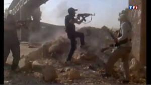 Syrie : la bataille de Damas s'intensifie