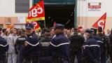 Sarkozy accueilli par une grève à Sandouville