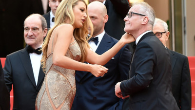 Blake Lively Thierry Frémaux Cannes 2016