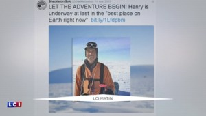L'aventurier britannique Henry Worsley est mort, le Royaume-Uni sous le choc