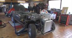 Le 20 heures du 1 février 2015 : A la découverte des voitures de collection au salon Retromobile de Paris - 2289.947