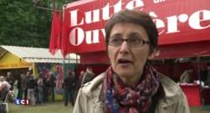 """Nathalie Arthaud : """"Le PS démolit pas que son propre camp mais les idéaux socialistes"""""""