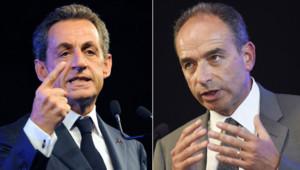 Nicolas Sarkozy et Jean-François Copé