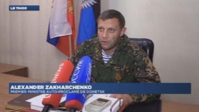 Premier ministre Donetsk