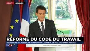 """Régime des retraites : Valls veut """"un accord pour préserver la gestion paritaire"""""""