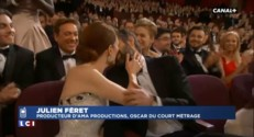Un réalisateur français raconte l'ambiance de la cérémonie des Oscars