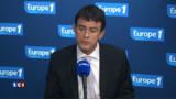 Camps de Roms : Valls évoque l'aspect sanitaire - vidéo