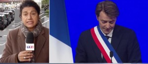 """Au palais des Congrès, Baroin """"allié"""" du gouvernement"""