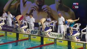 Aux championnats de France de natation, les nageurs handisports se battent pour aller à Rio
