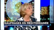 """Naufrages en Méditerranée : """"De bonnes mesures mais un problème majeur"""""""
