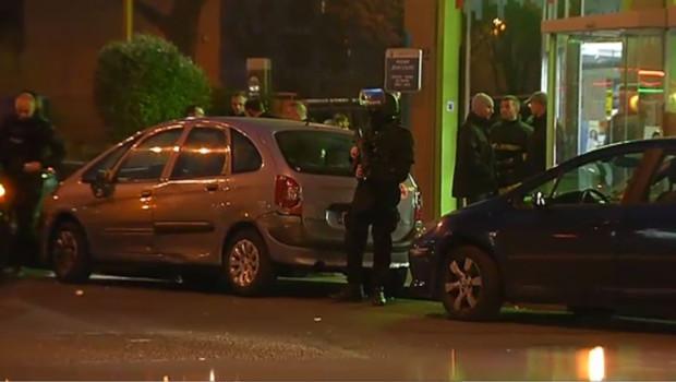 raid Pantin police Charlie Hebdo traque terroristes